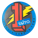 Taito Advertising Button Museum