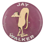 Basil Wolverton Jay Walker Art Button Museum