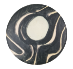 Black Waves Art Button Museum