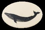 Blue Whale Art Button Museum