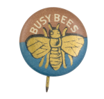 Busy Bees Art Button Museum