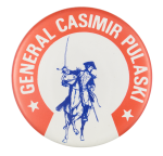 General Casimir Pulaski Art Button Museum