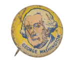 George Washington Art Button  Museum