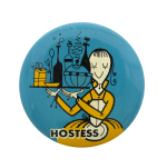 Hostess Art Button Museum
