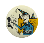 Joker Art Button Museum