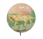 Setter Art Button Museum