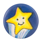 Shooting Star Art Button Museum