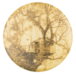 Treehouse Art Button Museum