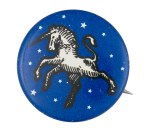 White Unicorn Art Button Museum