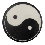 Yin Yang Art Busy Beaver Button Museum