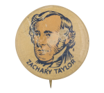 Zachary Taylor Political Button Museum