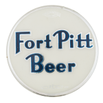 Fort Pitt Beer Beer Button Museum