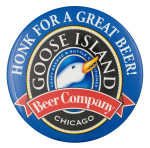 Goose Island Beer Company Beer Button Museum