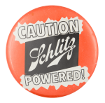 Schlitz Powered Beer Button Museum