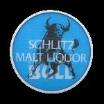 Schlitz Malt Liquor Beer Button Museum