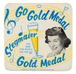 Stegmaier Gold Medal Beer Button Museum