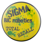 Sigma Bic Robotics Cause Busy Beaver Button Museum