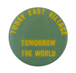 Today East Village Cause Busy Beaver Button Museum