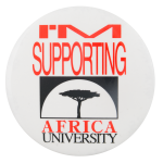 Africa University Cause Button Museum