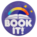 Book It with Stars Cause Button Museum