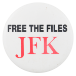 Free the Files Cause Button Museum