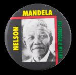 Nelson Mandela Cause Button Museum