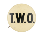 T.W.O. Cause Button Museum