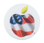 United States Apples Cause Button Museum