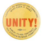 Unity Cause Button Museum
