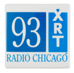 93 XRT Chicago Button Museum