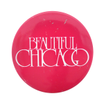 Beautiful Chicago PinkChicago Button Museum