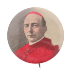 Cardinal George Mundelein Chicago Button Museum