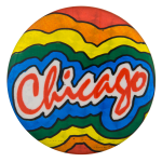 Chicago Rainbow Chicago Button Museum