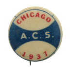 Chicago A.C.S. Chicago Button Museum