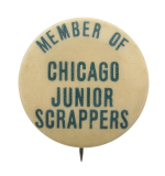 Chicago Junior Scrappers Chicago Button Museum