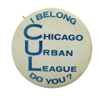Chicago Urban League Chicago Button Museum
