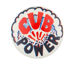 Cub Power Chicago Button Museum
