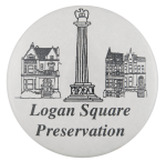 Logan Square Preservation Chicago Button Museum