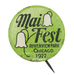 Mai Fest Riverview Park Chicago Chicago Button Museum