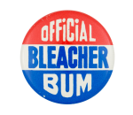 Official Bleacher Bum Chicago Button Museum