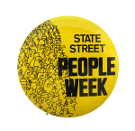 State Street People Week Chicago Button Museum