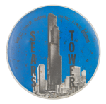 Sears Tower Chicago Button Museum