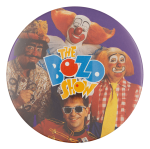 The Bozo Show Chicago Button Museum