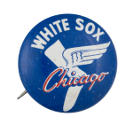 White Sox Chicago Chicago Button Museum