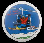 Breckenridge Ski and Ride School Club Busy Beaver Button Museum