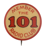 101 Radio Club Club Button Museum
