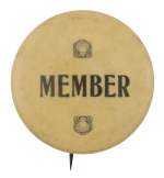Member Club Busy Beaver Button Museum