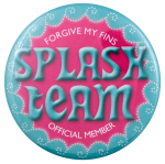 Splash Team Club Busy Beaver Button Museum