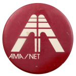 AMA NET Club Busy Beaver Button Museum