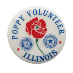 American Legion Poppy Volunteer Club Button Museum